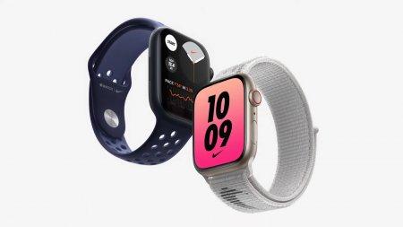 Apple Watch Series 7 intarzie pe piata. Noul model are sticla rezistenta la socuri