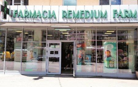 Reteaua de 25 de farmacii Remedium Farm din Cluj, afaceri de 182 mil. lei in anul pandemiei, plus 8%