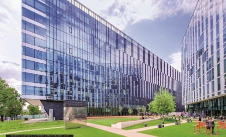 Tranzactiile de investitii au revenit in prim-plan pe piata birourilor in 2021