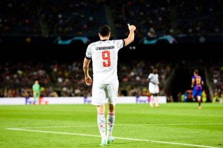 Low cost Barcelona calcata in picioare de Bayern