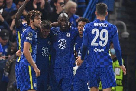 Lukaku, decisiv pentru Chelsea cu Zenit