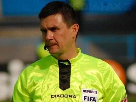 CFR Cluj si-a gasit presedinte: fostul arbitru Cristian Balaj