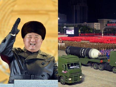 Cresc tensiunile. Coreea de Nord a tras cu un proiectil neidentificat ce ar putea fi o racheta balistica
