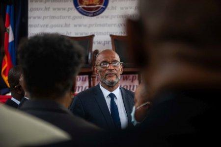 Rasturnare de situatie in cazul uciderii presedintelui haitian. Se cere inculparea premierului instalat la doua saptamani dupa asasinat