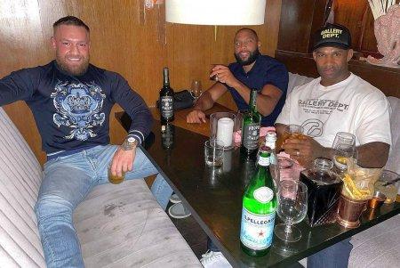 Fotografia care ii poate incheia cariera lui Conor McGregor » Ce au remarcat autoritatile americane