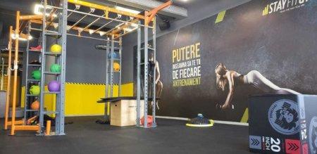 Reteaua de centre de fitness Stay Fit deschide cea mai mare unitate a sa in Colosseum Mall, dupa o investitie de peste 650.000 de euro