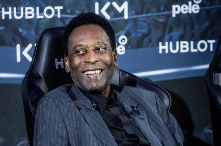 Legendarul Pele a iesit de la terapie intensiva dupa 10 zile de la operatia de cancer la colon