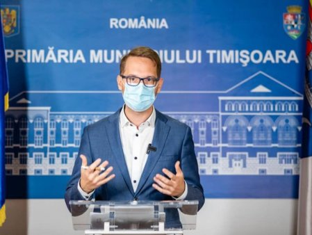 Dominic Fritz a sesizat DNA: Retea de fraudare a concursurilor pentru posturi in primarie la Timisoara