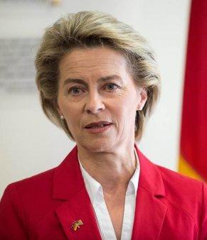 Ursula von der Leyen prezinta Starea Uniunii Europene in fata Parlamentului European