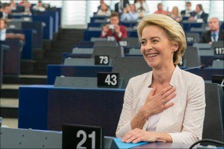 Ursula von der Leyen isi sustine <span style='background:#EDF514'>DISCURS</span>ul anual privind Starea Uniunii Europene (VIDEO)