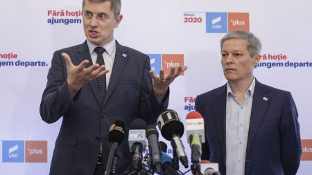 A inceput votul online pentru noul presedinte USR PLUS. Cei trei candidati sunt: Dan <span style='background:#EDF514'>BARNA</span>, Dacian Ciolos si Irineu Darau