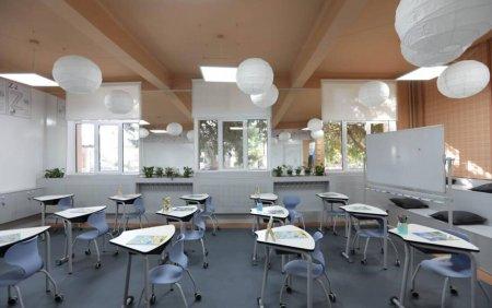 (P) P&G inaugureaza a patra Sala de clasa ca acasa in Prahova