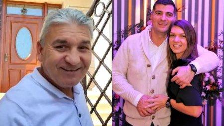 Simona Halep, nunta cu Toni Iuruc. Stere Halep: Sunt minciuni, noi nu avem nimic de ascuns