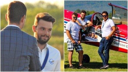 Argint pentru Romania la acrobatie cu avionul. Dan Stefanescu, pilot: ''A fost o competitie foarte dura
