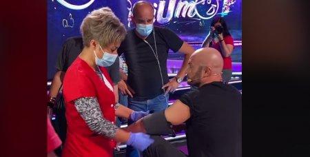 Mihai Bendeac a avut nevoie de ingrijiri medicale la iUmor.  Actorului i s-a facut rau