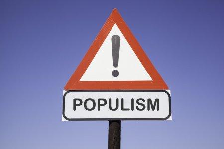Ascensiunea populistilor. Sunt in crestere pe tot globul