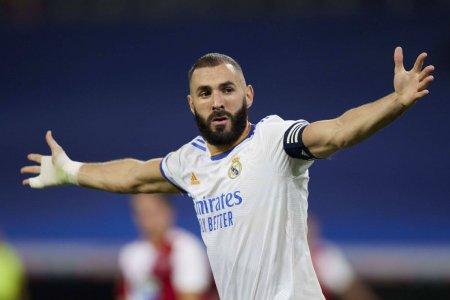 Benzema inca se gandeste la Balonul de Aur: Este un vis pentru fiecare jucator