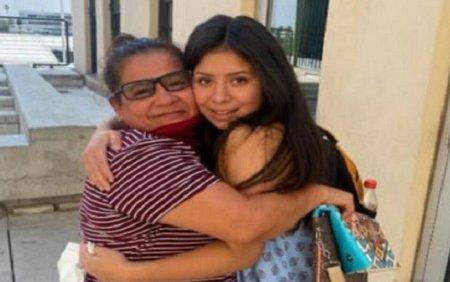 Rapita de tatal ei, o fata din Florida si-a revazut mama dupa 14 ani