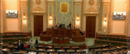 AUR anunta si in Senat <span style='background:#EDF514'>GREV</span>a parlamentara