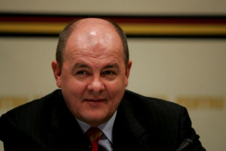 Fostul deputat Marin Anton, condamnat la cinci ani de inchisoare pentru luare de mita