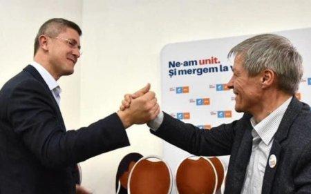 USR PLUS a suspendat votul intern pentru alegerea noului presedinte.  Nereguli, la cateva ore de la startul scrutinului
