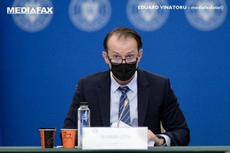 Guvernul ia in calcul plafonarea pretului la gaze. Florin Citu: