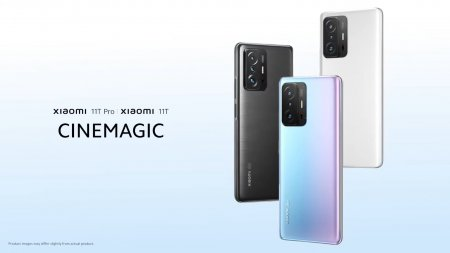 Xiaomi a lansat 11T si 11T Pro, cele mai noi telefoane high-end ale sale
