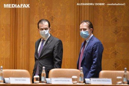 Motiunile lui Orban si Citu au primit sustinerea filialelor si pot fi prezentate in congresul PNL