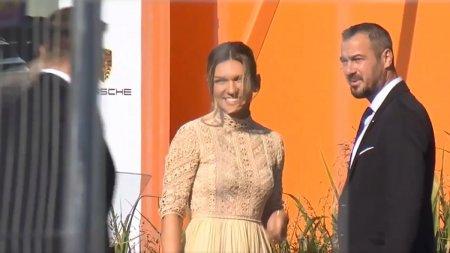 Simona Halep, nunta cu Toni Iuruc. <span style='background:#EDF514'>ILIE NASTASE</span> si primarul Constantei, Vergil Chitac, printre primii invitati sositi la eveniment