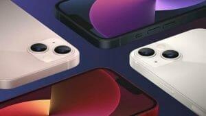 In ce culori sunt disponibile noile telefoane Iphone 13