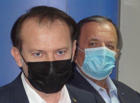 <span style='background:#EDF514'>PREMIERUL ROMANIEI</span>: Vom cere testarea personalului medical nevaccinat. Mai dezbatem, asteptam si alte solutii