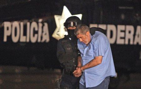 """Unul dintre cei mai mari traficanti de droguri din Mexic, supranumit """"Viceregele"""", condamnat la 28 de ani de inchisoare"""