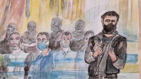 Salah Abdeslam, ultimul terorist in viata dupa masacrul de la Bataclan, spune ca fostul presedinte francez Hollande e de vina pentru atacuri