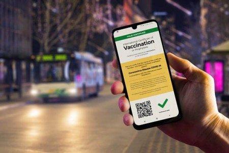 Romania se pregateste pentru introducerea certificatului verde