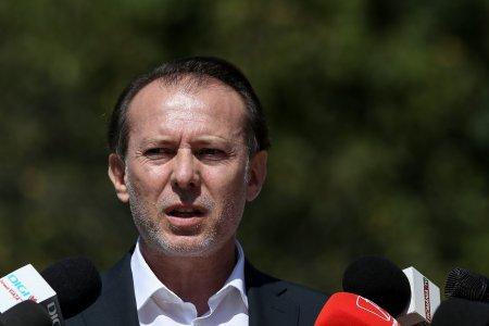 """Florin Citu: """"Daca se schimba configuratia Guvernului, nu pot fi ministri de la USR PLUS"""""""