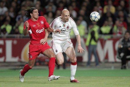 Liverpool - AC Milan, reeditarea finalei istorice din 2005 de la Istanbul