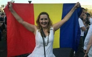 Elena Lasconi despre leafa sa de la Primaria Campulung Muscel: La <span style='background:#EDF514'>PRO TV</span> faceam banii astia 40 de minute