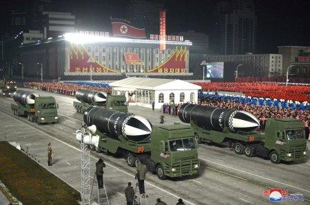 Incepe razboiul? Au lansat rachetele. Alerta in Coreea de Nord