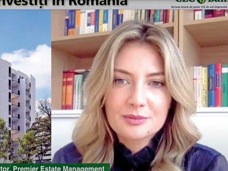 ZF Investiti in Romania! Un proiect ZF si <span style='background:#EDF514'>CEC BANK</span>. Andreea Comsa, Premier Estate: Cererea de case a crescut cu 30%