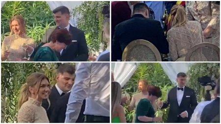 Simona Halep a spus Da!. Cine sunt invitatii si cine canta la nunta anului (VIDEO)