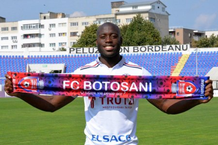 FC Bot<span style='background:#EDF514'>OSAN</span>i a transferat jucatorul izgonit de un alt club din Liga 1: Bine ai venit!