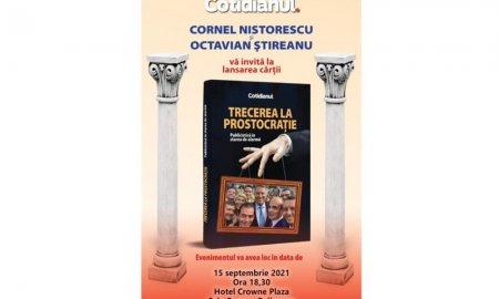 A fost lansat volumul Trecerea la prostocratie
