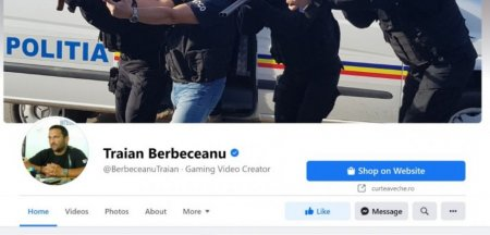 Traian Berbeceanu da in judecata Facebook dupa ce pagina oficiala i-a fost capturata de hackeri