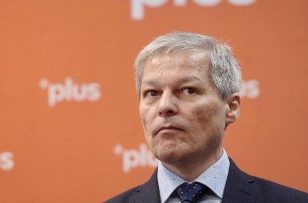 Dacian Ciolos, copresedinte USR PLUS: Nu suntem parteneri cu AUR, motiunea e doar un act administrativ
