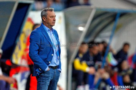 Rednic a refuzat Dinamo