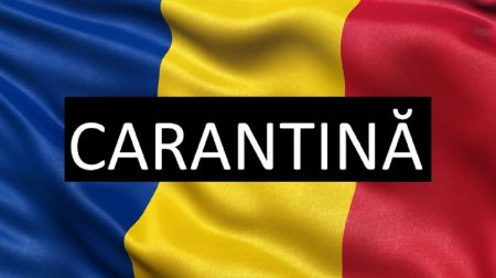 Revine carantina in Romania! E <span style='background:#EDF514'>INTERZISA</span> circulatia in timpul noptii. In ce localitati s-a decis