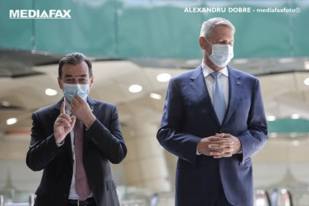 Orban, despre relatia sa cu presedintele tarii: Cand vorbesti cu Iohannis, nu vorbesti cu un prieten la o bere
