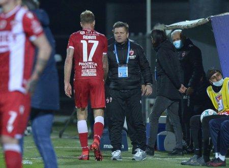 Salvatorul lui Dinamo din sezonul trecut n-ar refuza revenirea: Putem vorbi
