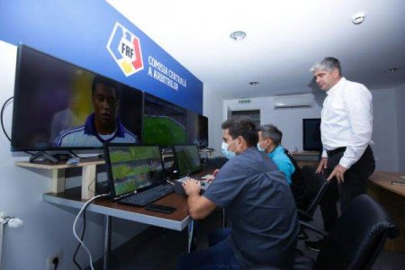 FOTBAL SI BANI Liga 1 va avea <span style='background:#EDF514'>ARBITRAJ</span> video...la anu and #39;