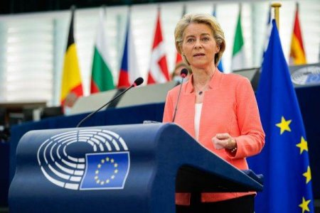 Starea UE, intre ambitiile Comisiei Europene  si efectele negative ale pandemiei
